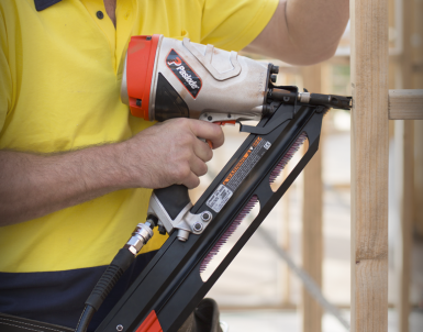 Pneumatic PF350S Framing Nailer